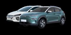 Hyundai Ioniq e Kauai Eléricos