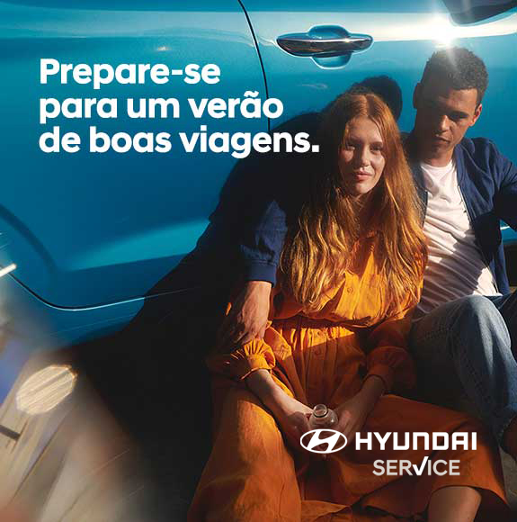 Hyundai Service - Boas vindas