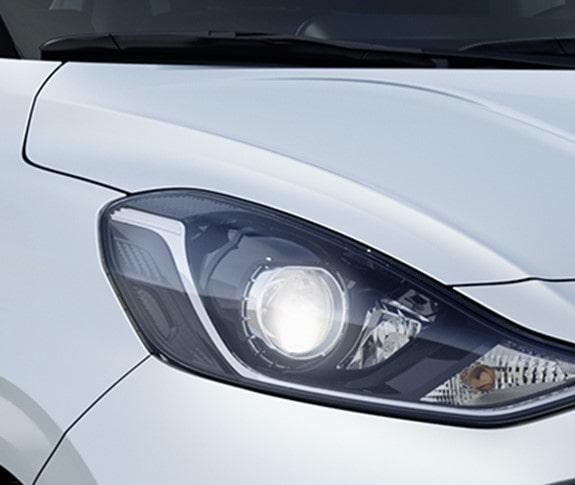 Hyundai i10 N Line - Faróis