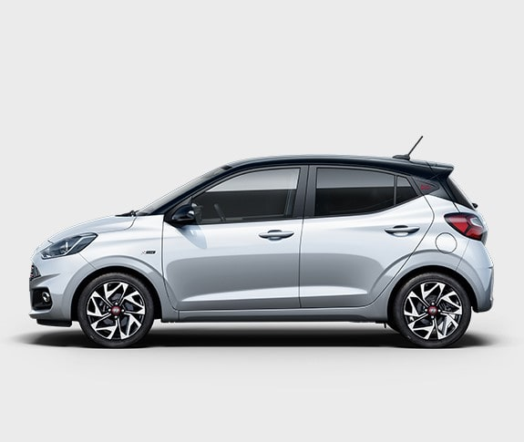 Hyundai i10  N Line - Exterior cor, dupla tonalidade