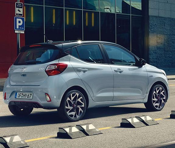 Hyundai i10 N Line - Motor