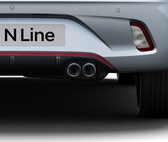 Hyundai i10 N Line - Escape