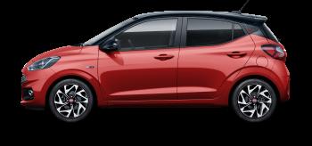 Hyundai i10 - Jantes