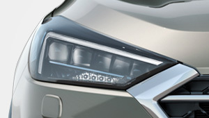 Hyundai Tucson: Bi-LED Headlamps