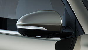 Hyundai Tucson: Outside mirror repeaters