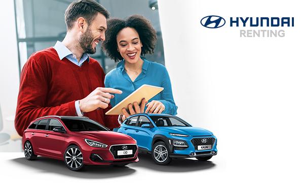 Hyundai Renting