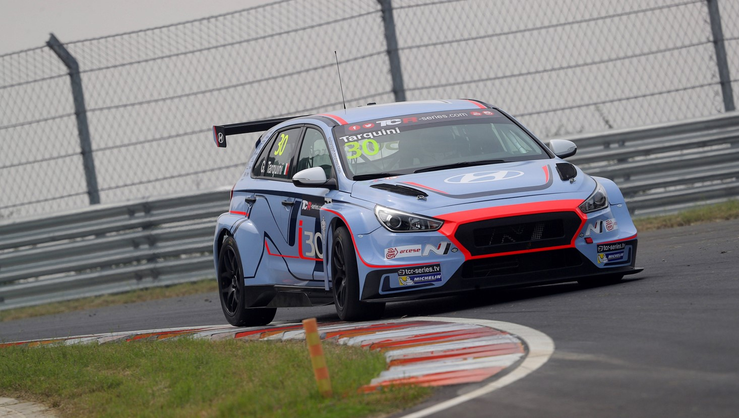 Hyundai i30 N TCR impressiona no seu evento de estreia no TCR International Series