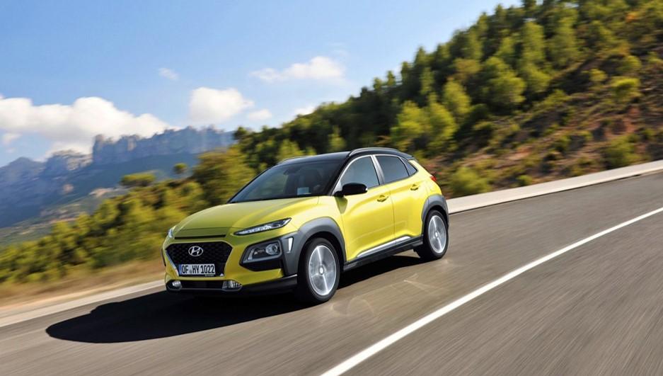 Novo Hyundai KAUAI obtém classificação máxima de cinco estrelas nos testes de segurança do Euro NCAP