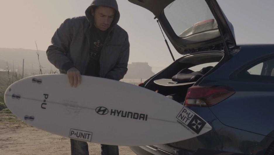 A maior onda de kitesurf do mundo é Hyundai