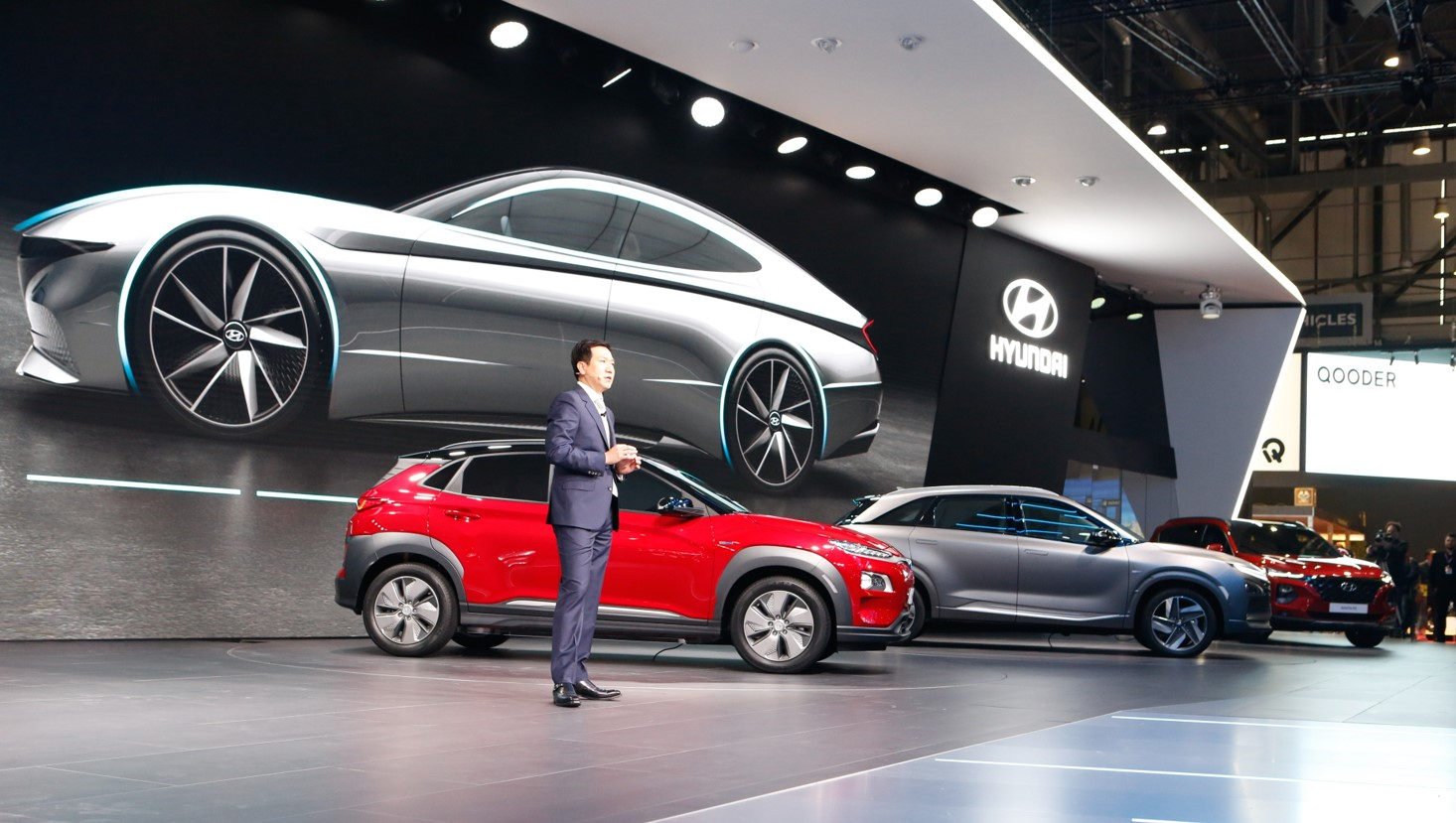 Hyundai no Salão de Genebra de 2018