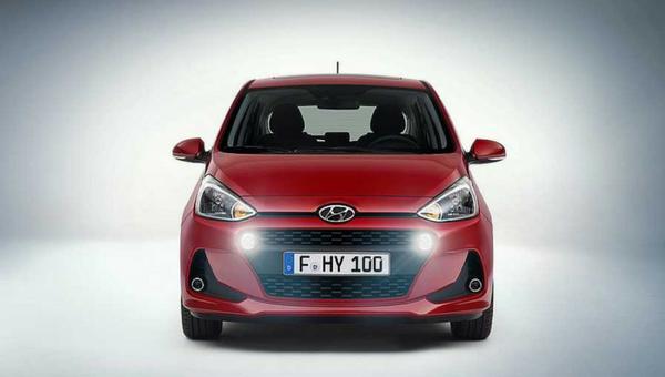 Hyundai i10 e Grand Santa Fe em 1º lugar nos prémios AutoBild