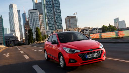 Novo Hyundai i20 por 195€/mês: Bem Pensado.