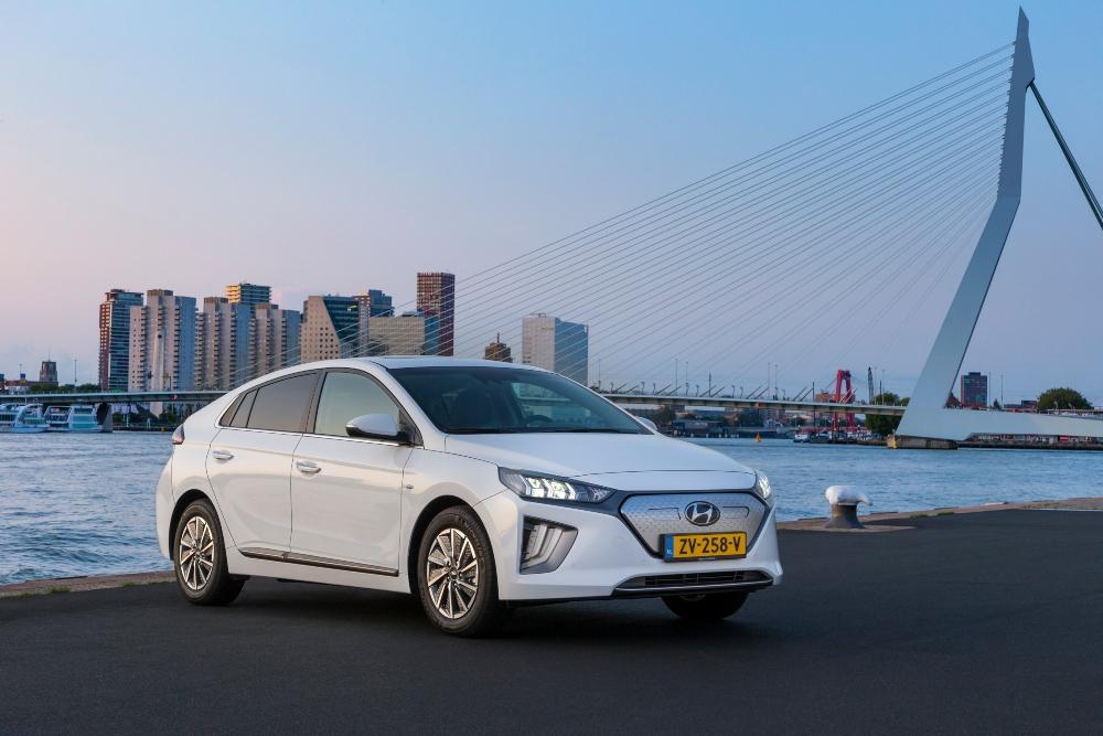 Hyundai IONIQ carro elétrico