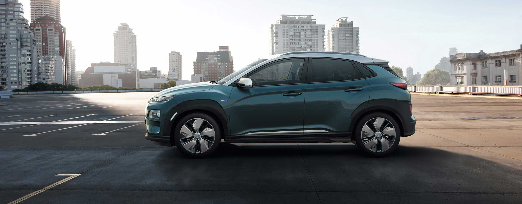 Novo Hyundai KAUAI Electric
