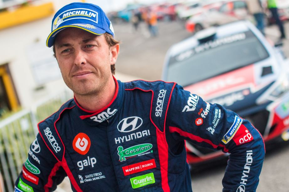 Team Hyundai Portugal: Armindo Araújo