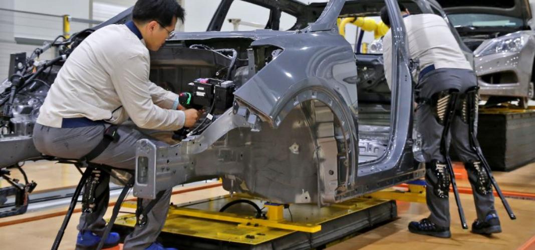 Hyundai a apostar cada vez mais na indústria robótica do futuro