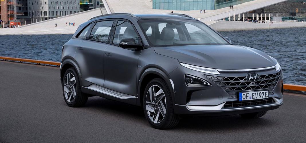 Novo NEXO da Hyundai obtém classificação de cinco estrelas nos testes do Euro NCAP