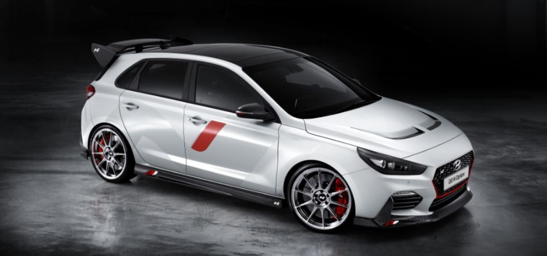 Paris Hyundai N Option