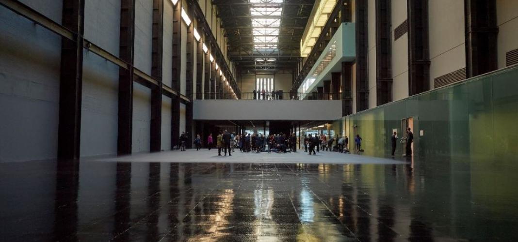 Tate Modern e Hyundai