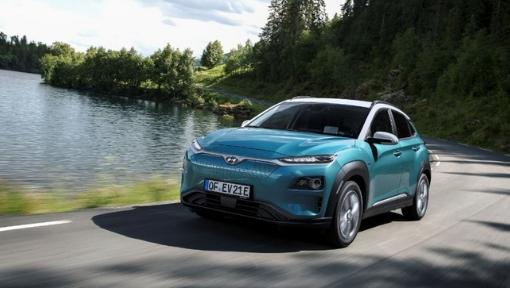 Hyundai KAUAI Electric conquista prémios por toda a Europa