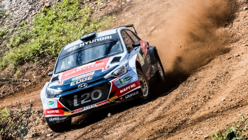 Team Hyundai Portugal no Rallye Casinos do Algarve  com os olhos postos no título