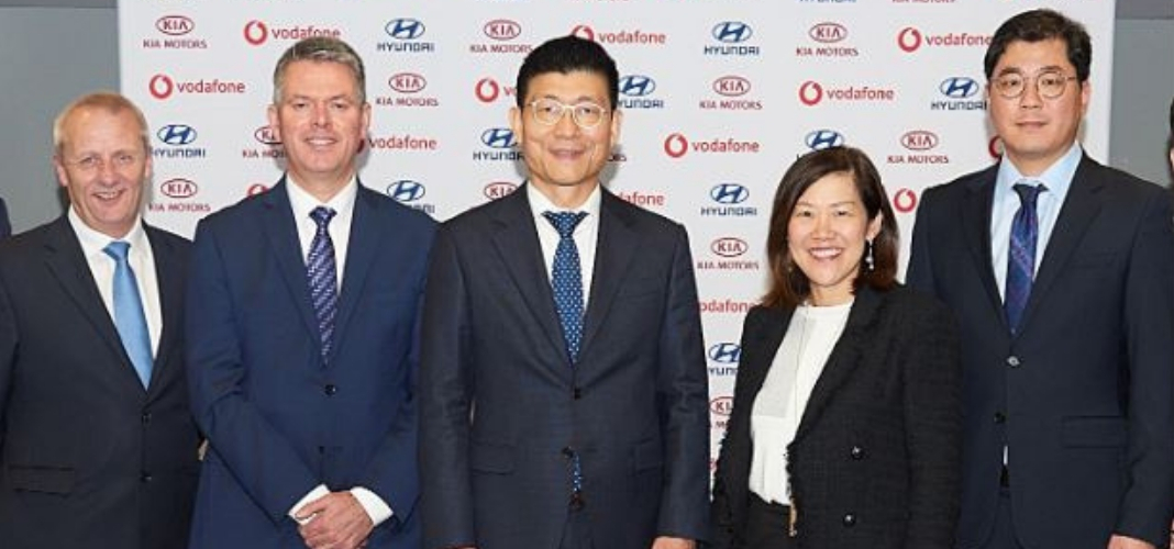 Membro da Vodafone e Hyundai