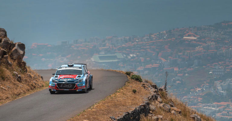 Bem-vindo à Team Hyundai Portugal