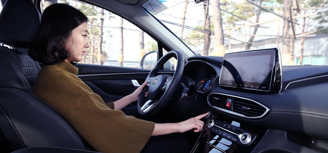 Hyundai revela a primeira tecnologia de impressões digitais inteligente (1)