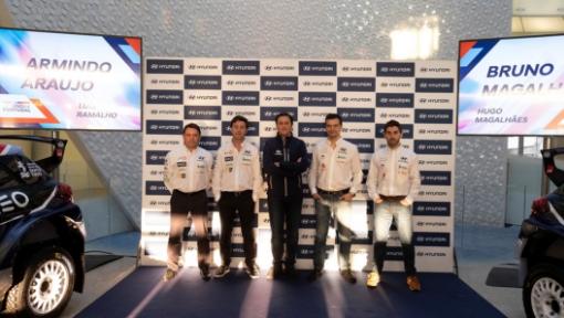 Team Hyundai Portugal apresentou equipa para 2019