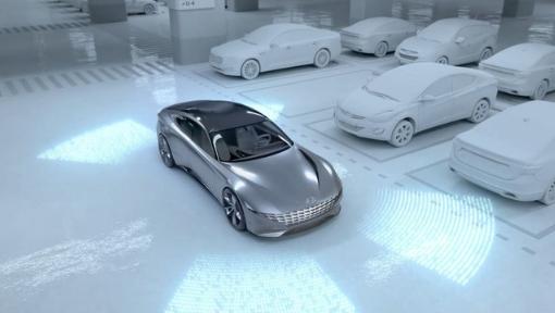 Hyundai revela concept de sistemas de carregamento de veículos  elétricos e estacionamento autónomo