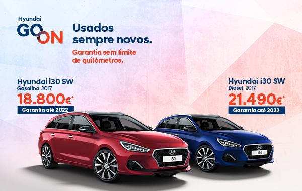 Usados Hyundai – i30 SW