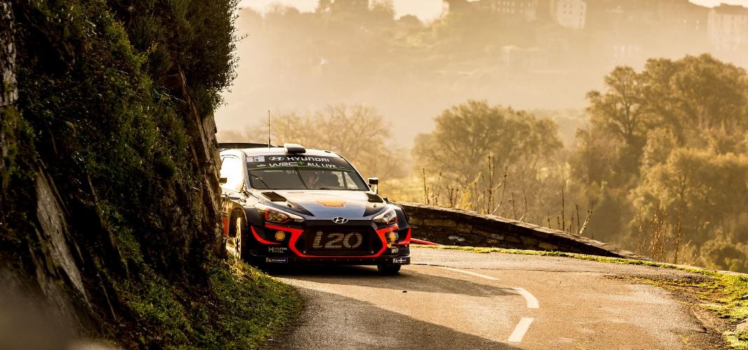 Hyundai Motorsport e o alinhamento para o Rali da Córsega