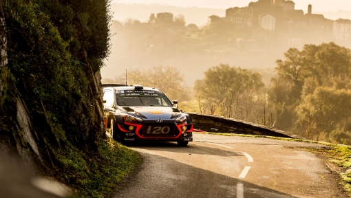 Hyundai Motorsport revela o alinhamento para o Rali da Córsega