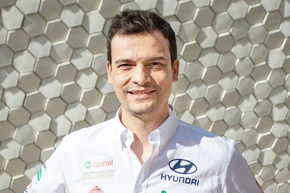 Team Hyundai Portugal: Bruno Magalhães
