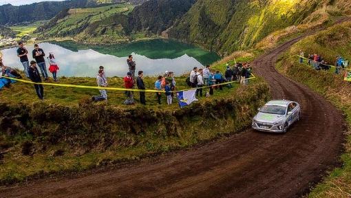 Hyundai IONIQ Electric venceu Azores E-Rallye 2019