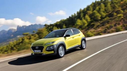 Hyundai lidera o crescimento do Top 20 no mercado automóvel