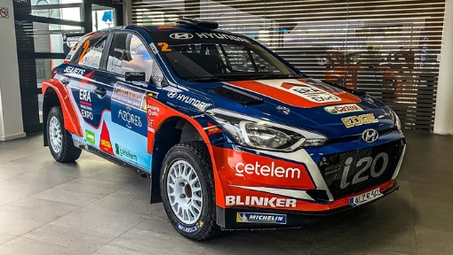 Team Hyundai Portugal continua a inovar no CPR
