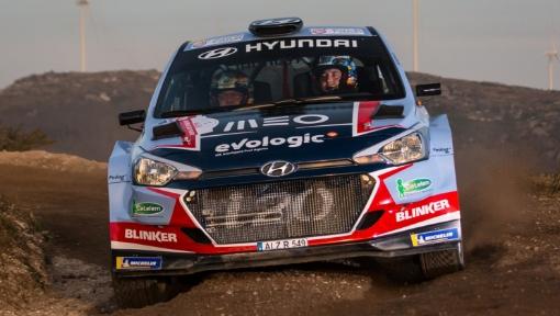 Team Hyundai Portugal está com Armindo Araújo no Rali de Santo Tirso