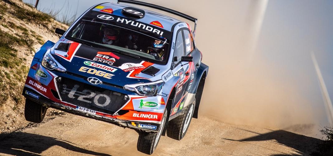Team Hyundai Portugal está de volta ao Azores Rallye
