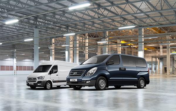 Hyundai Comerciais desde 259€/mês