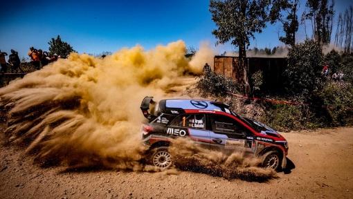 Team Hyundai Portugal quer repetir sucesso no Rali de Portugal