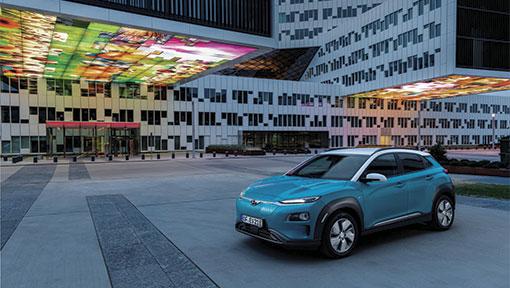 Novo Hyundai KAUAI Hybrid: O premiado SUV compacto da Hyundai agora tem ainda mais para oferecer aos clientes Europeus