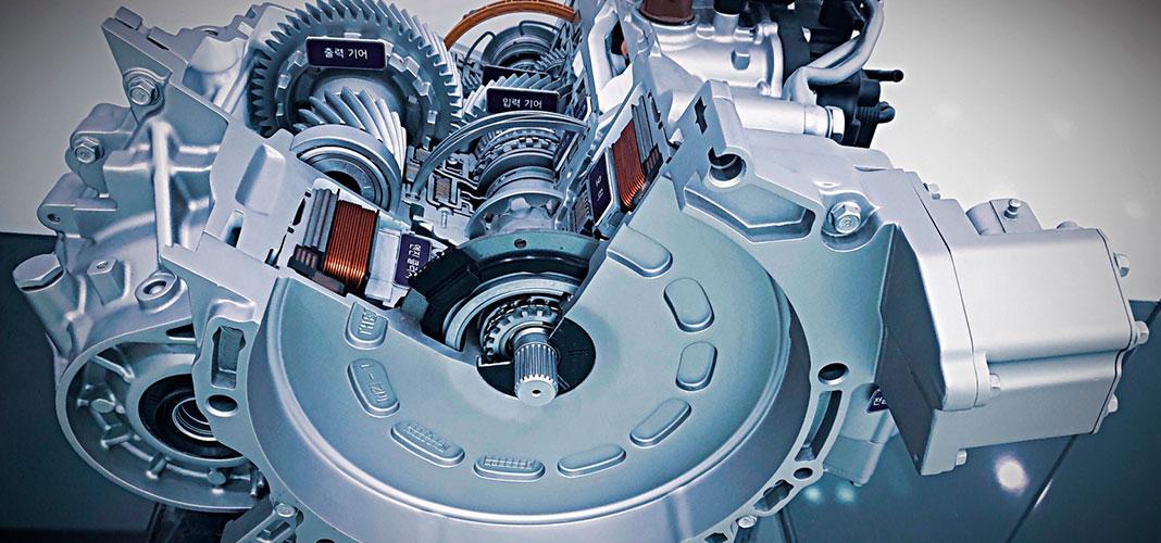 Hyundai desenvolve Active Shift Control para Híbridos