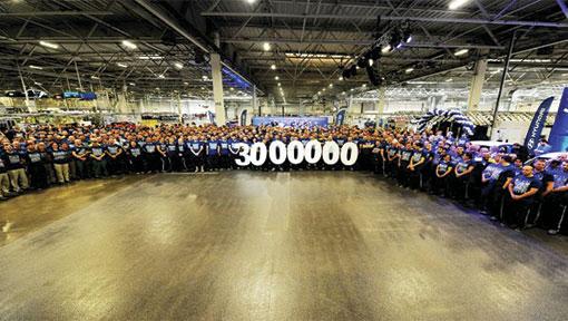 Hyundai comemora 3 milhões de viaturas produzidas na HMMC