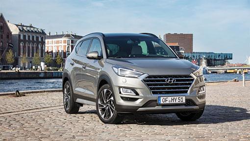 Hyundai Tucson premiado como Melhor Carro Familiar de 2019