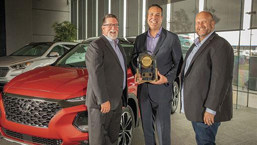 Hyundai volta a registar excelentes resultados  no Estudo de Qualidade da J.D. Power 2019