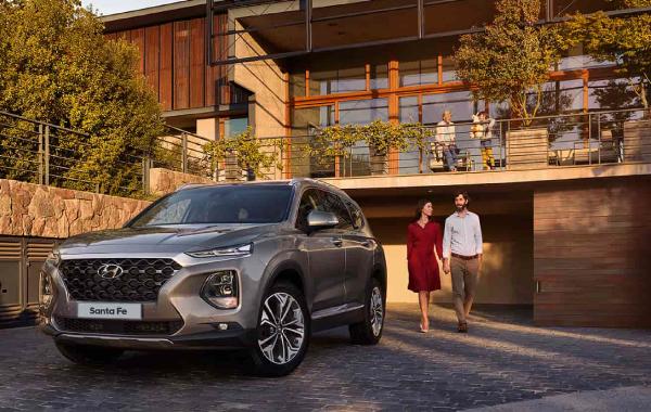 Hyundai Santa Fe desde 290€/mês
