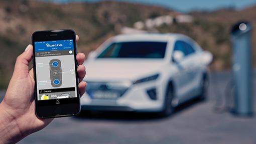 Hyundai lança Bluelink® Connected Car Services