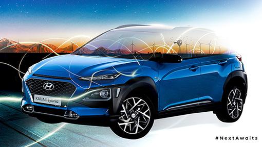 """KAUAI Hybrid Project"""" destaca o duplo caráter do Novo Hyundai KAUAI Hybrid"""