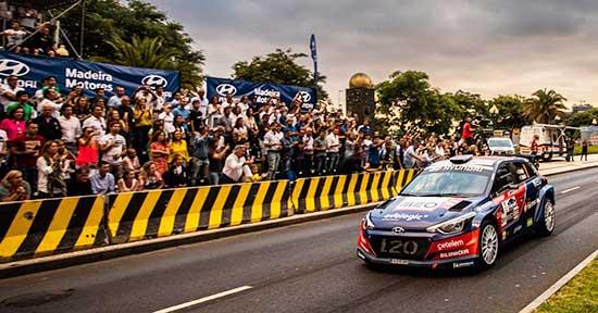Team Hyundai Portugal conquista duplo pódio no Rali Vinho da Madeira